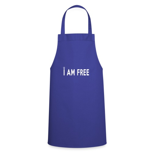 I AM FREE - Tablier de cuisine