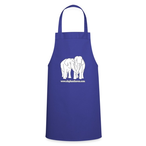 Elephants - Cooking Apron