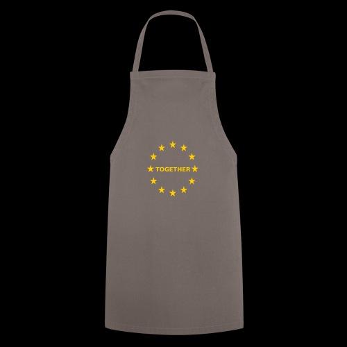 EU Together Europa together - Kochschürze