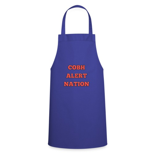 COBH ALERT NATION merchandise - Cooking Apron