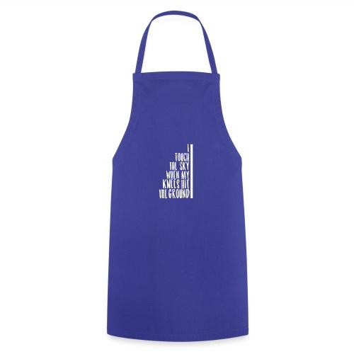 I touch the sky B - Grembiule da cucina