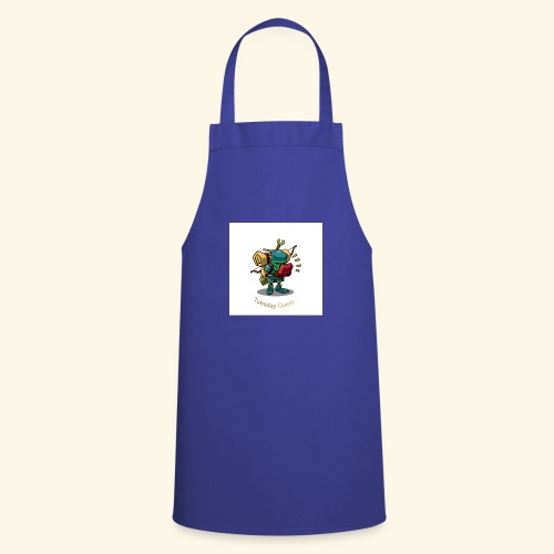 Tuesday Quest Logo - Cooking Apron