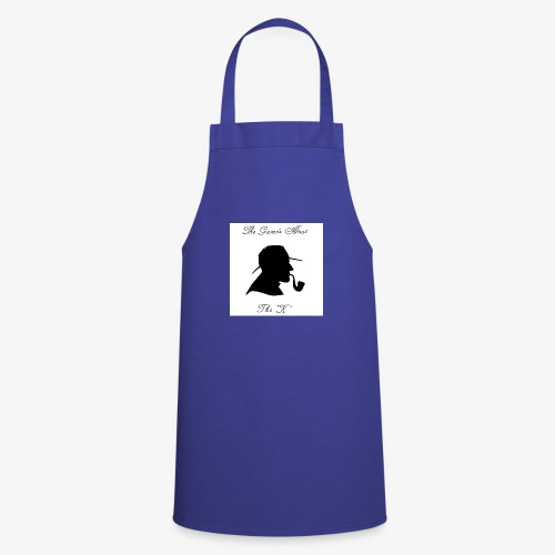 The Game's Afoot! - Cooking Apron
