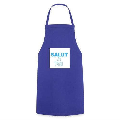 salut 4 - Tablier de cuisine