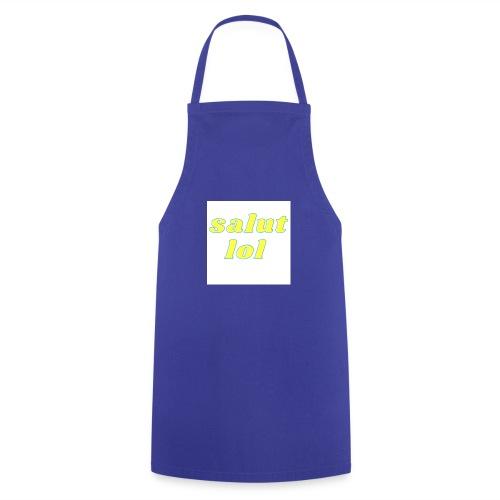 salut 7 - Tablier de cuisine