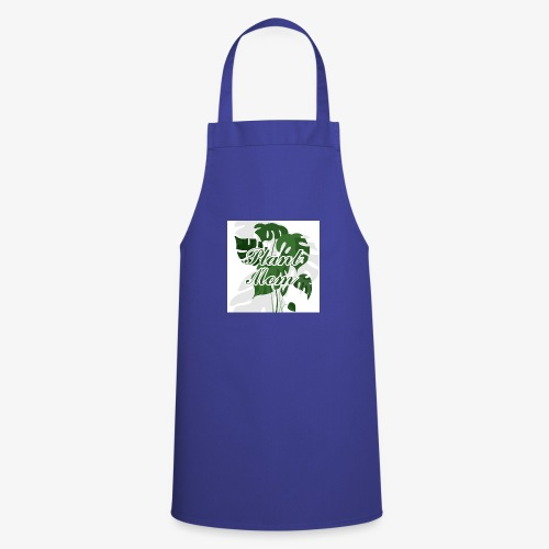 Plant Mom - Fartuch kuchenny