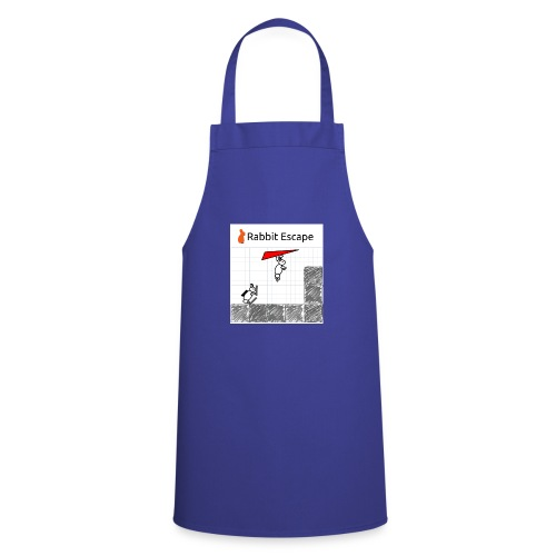 Rabbit Escape Hang-glider T-shirt - Cooking Apron