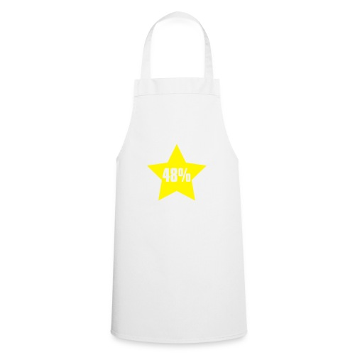 48% in Star - Cooking Apron