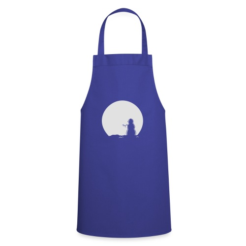 Snowman Hoody - Cooking Apron