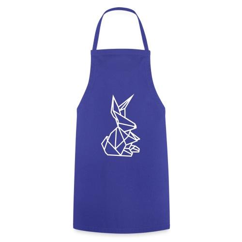 Origami Kunst Hase Zwergkaninchen Kaninchen in - Kochschürze