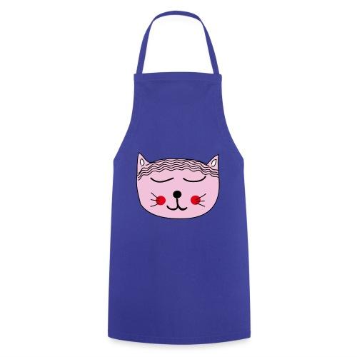 Katze Miau - Kochschürze