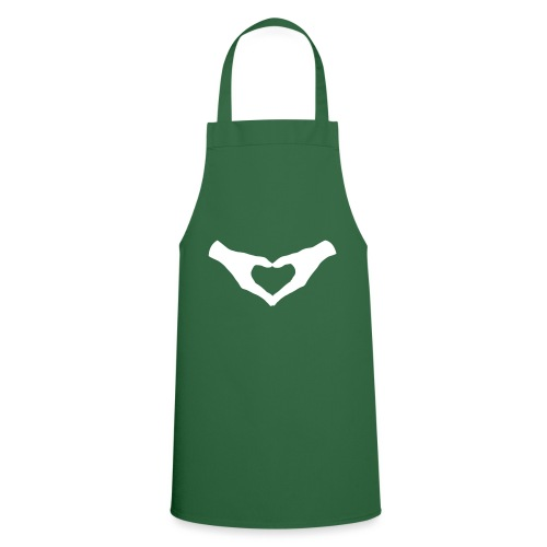 Herz Hände / Hand Heart 2 - Kochschürze