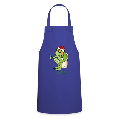 Christmas Bescherung - Kochschürze