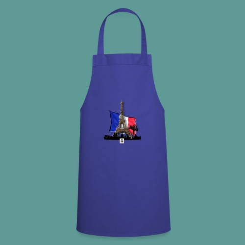 Tee shirt marque mutagene PARIS - Tablier de cuisine