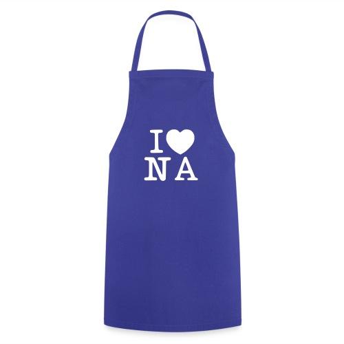 I Love Naples Design - Grembiule da cucina