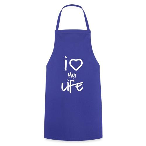 i love my life 2 - Tablier de cuisine