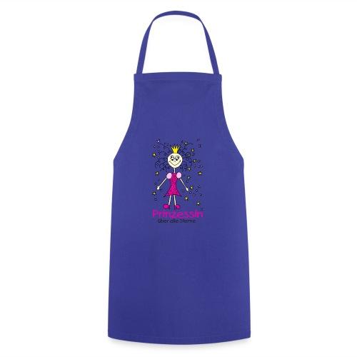 Prinzessin ueber alle Sterne - Kochschürze
