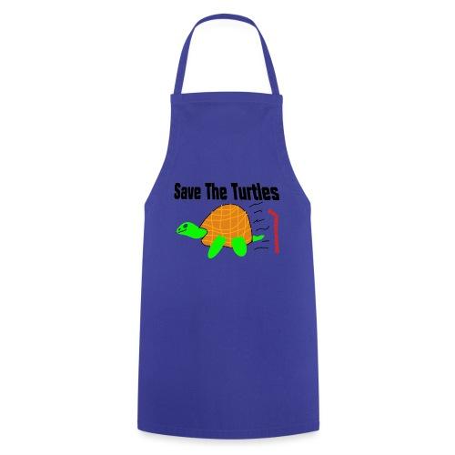 save the turtles - Kokkeforkle