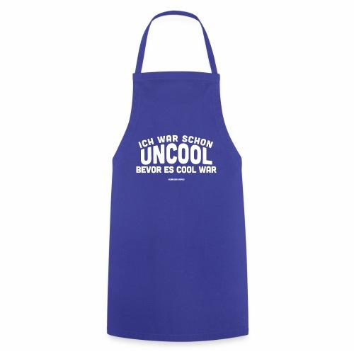 Uncool - Kochschürze
