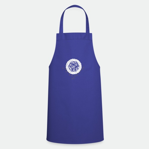 Snowflake Starglitter - Cooking Apron