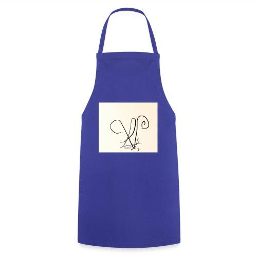 Vialenci symbol Design by Nadine vial - Kochschürze