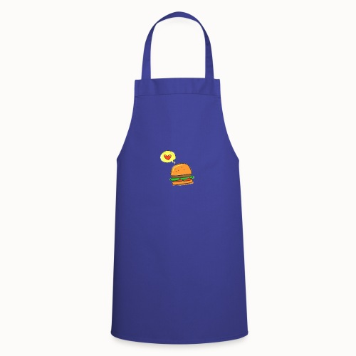 Love Burger - Kochschürze