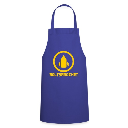 Bolt Ya Rocket - Cooking Apron