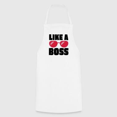 like a boss 2c - Keukenschort