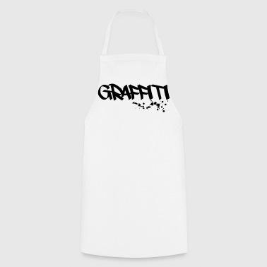 graff - Grembiule da cucina
