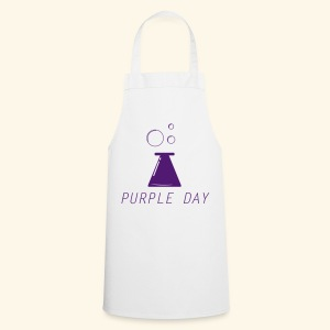PURPLE DAY - Cooking Apron