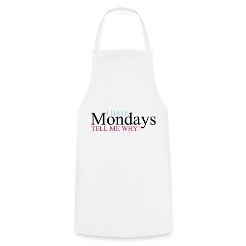 I_hate_mondays-ai - Grembiule da cucina