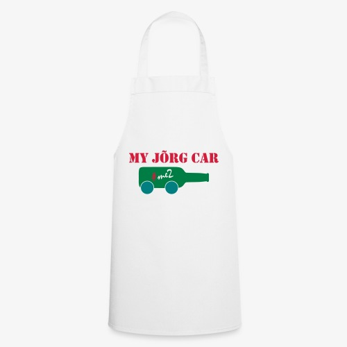 MY JÖRG CAR (Mallorca) #me2 - Kochschürze