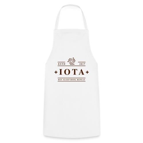 Iota Buy Sleep Hodl Repeat - Kochschürze