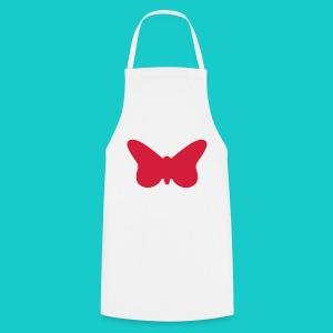 Butterfly sailing class logo - Kochschürze