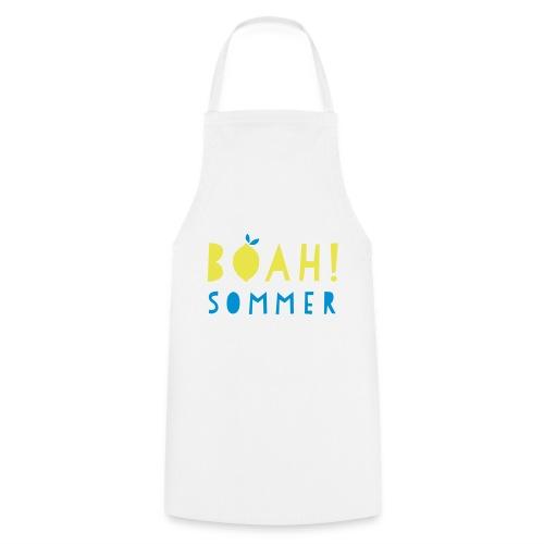 Boah! Sommer - Kochschürze