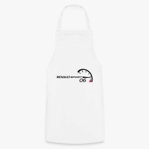 Logo RS noir - Tablier de cuisine