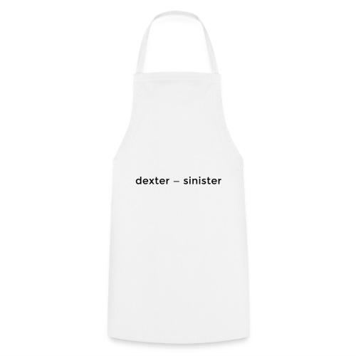 dexter sinister - Förkläde