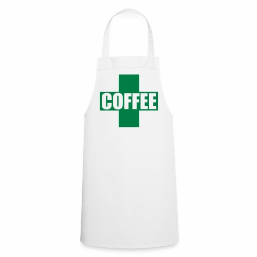 First Aid Coffee - Cooking Apron