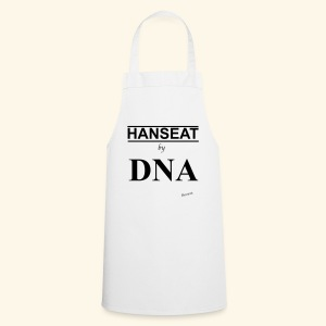 Hanseat by DNA - Ein hanseatisches Statement - Kochschürze