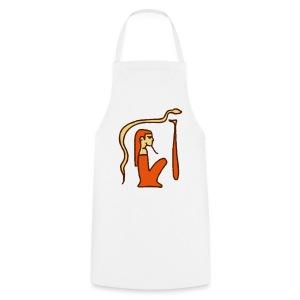 Hieroglyphen Dsched Medu - Kochschürze