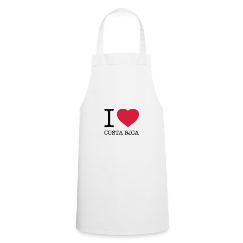I love Costa Rica - Cooking Apron