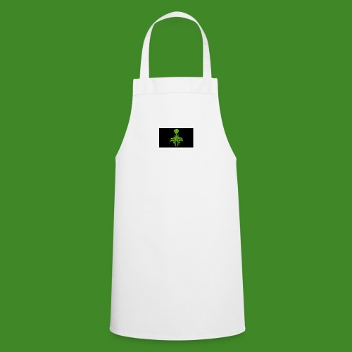 Green spiderman - Cooking Apron