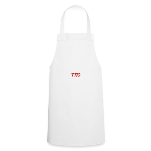 Troubled TV - Cooking Apron