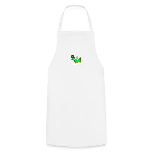 Gurke - Kochschürze