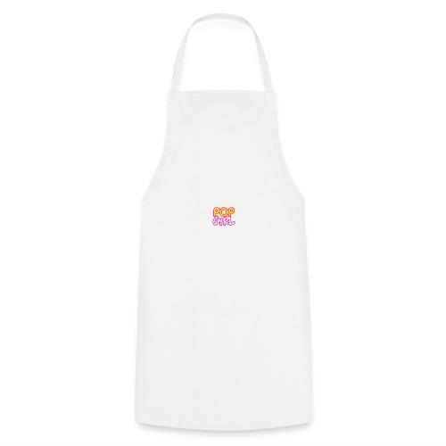 Pop Girl logo - Cooking Apron