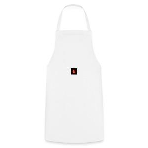 mijn mooie youtube logo - Keukenschort