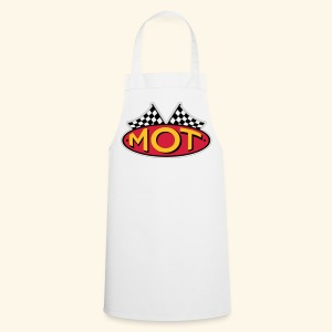 Mean OldTimers Logo T - Cooking Apron