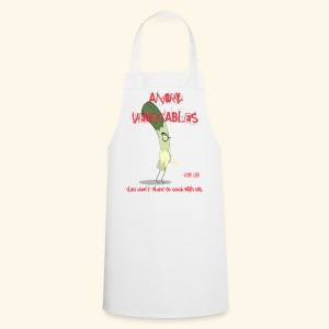 Rude Leek - Cooking Apron
