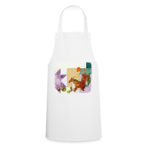 Autumn squirrel with conkers - Cooking Apron
