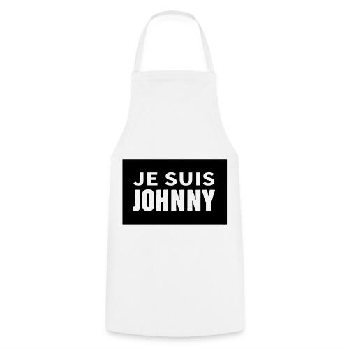 Je suis Johnny - Tablier de cuisine